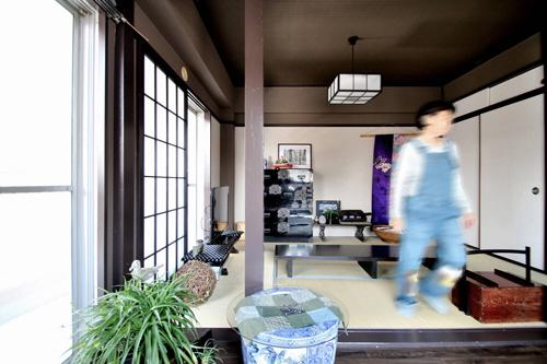 """古きよき部屋をつくるため。相応しい物件を探して手に入れた""""和リノベ""""の魅力"""