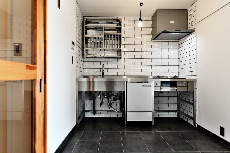 I型・アイランド型・ペニンシュラ型etc…気になるキッチンの種類と上手なつくり方!写真3