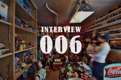 リノベーションインタビュー006:暮らしをとことん楽しむ。築30年マンションを丸ごと70年代アメリカンヴィンテージなリノベ空間へ