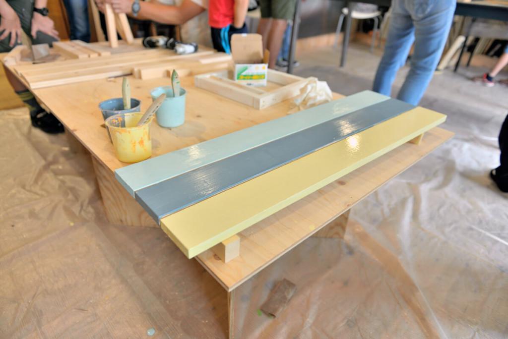 イベントレポート 「DIY体験!大工さんとテーブルづくりワークショップ」写真08