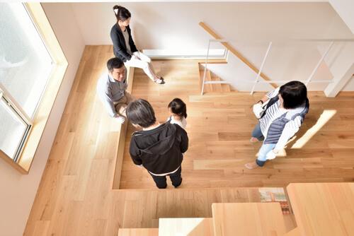 注文住宅完成見学会@世田谷区・三軒茶屋レポート 東京都心でも自分らしい暮らしを。