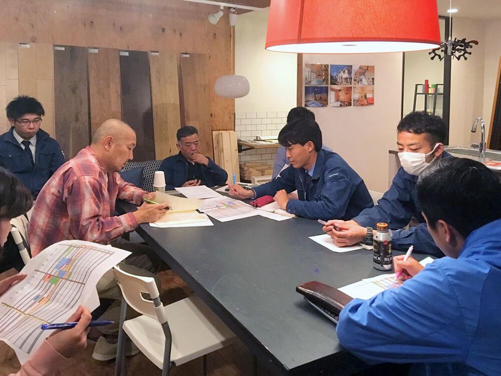 イベントレポート『工事大工さんとの意見交換会』~より良いリフォーム・リノベーションの現場をめざして~写真4