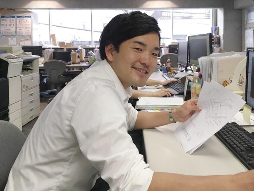 リノベーション会社の新卒3人の普段の仕事に密着!!!:写真7+