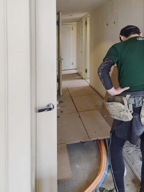 施工レポート:施工管理の面白さ写真⑦+