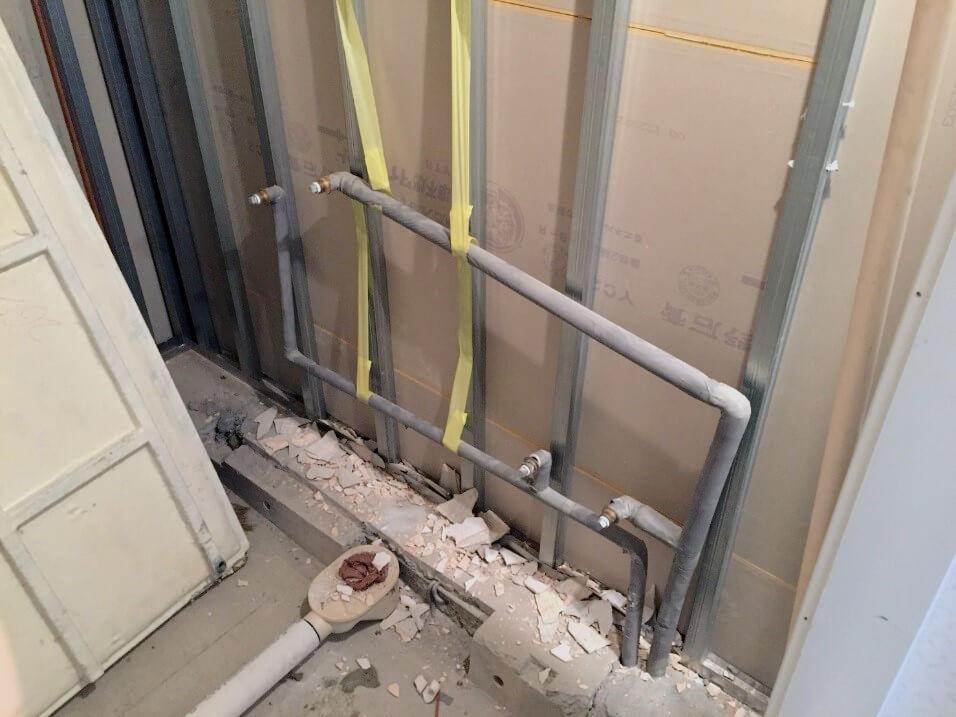 施工レポート:施工管理の面白さ写真②+