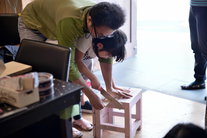 イベントレポート「DIY体験!木の時計づくりワークショップ」で手作りをインテリアに写真0.5