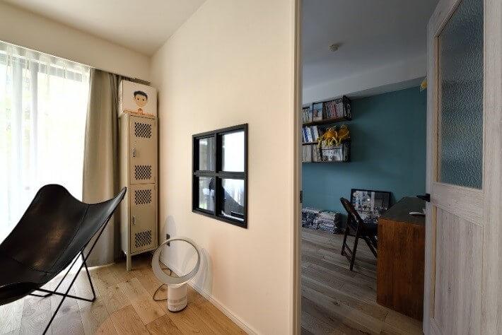 アクセントクロスでキッチンやトイレをおしゃれ空間に!選び方、使い方のポイントとは!?写真4