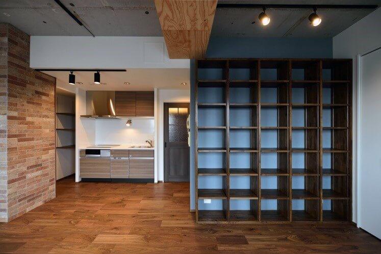 アクセントクロスでキッチンやトイレをおしゃれ空間に!選び方、使い方のポイントとは!?写真3