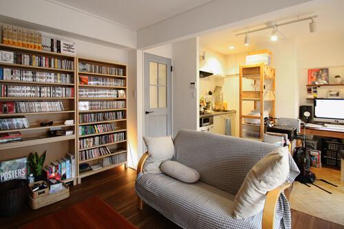 床材「フロアタイル」と「クッションフロア」の魅力を再発見!特徴や実例を見ておさらいしよう!