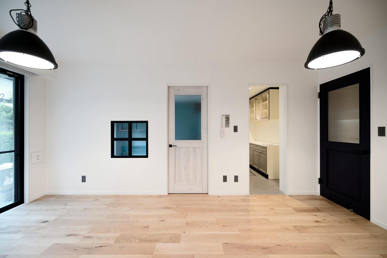 マンションリノベにおススメ!お部屋を明るく華やかにする「室内窓」の魅力。写真12