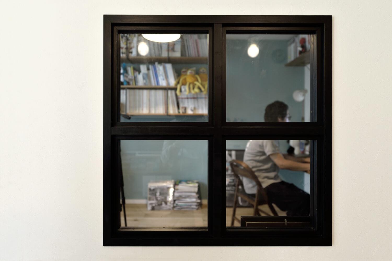 マンションリノベにおススメ!お部屋を明るく華やかにする「室内窓」の魅力。写真9