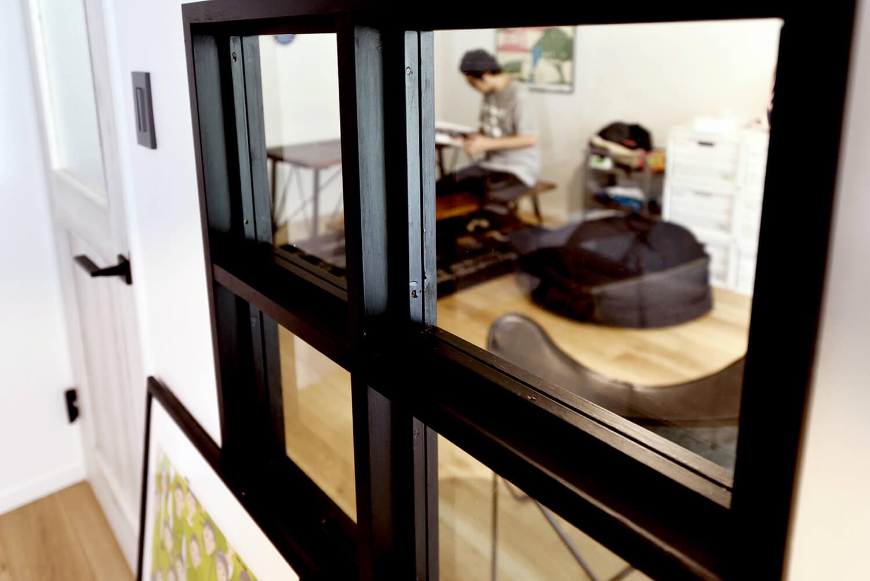 マンションリノベにおススメ!お部屋を明るく華やかにする「室内窓」の魅力。写真10