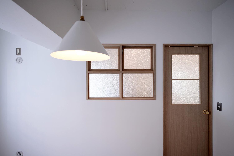 マンションリノベにおススメ!お部屋を明るく華やかにする「室内窓」の魅力。写真5