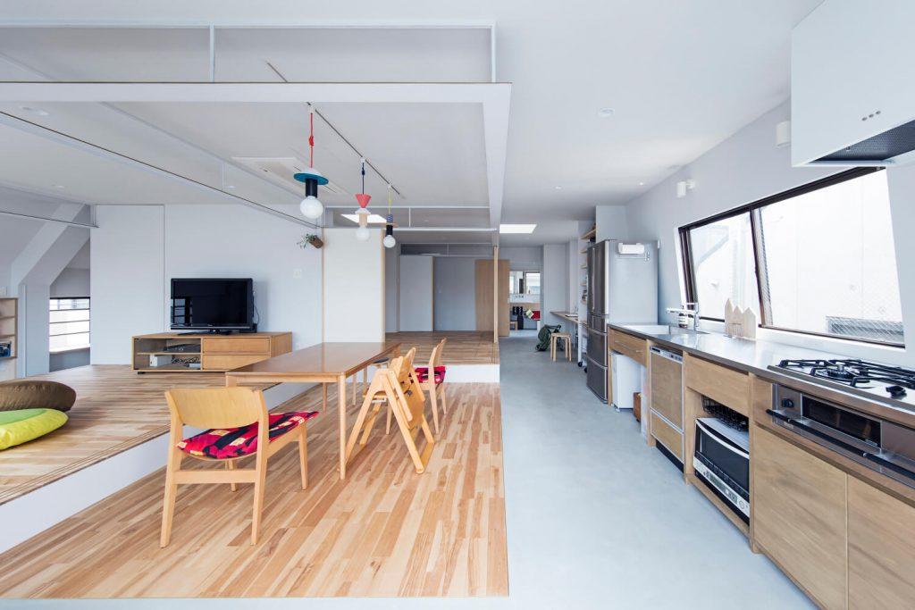 建築家が厳選した素材でつくるセレクトリノベーション