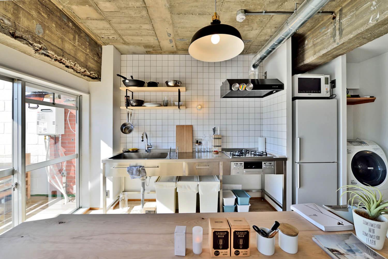 I型・アイランド型・ペニンシュラ型etc…気になるキッチンの種類と上手なつくり方!写真2