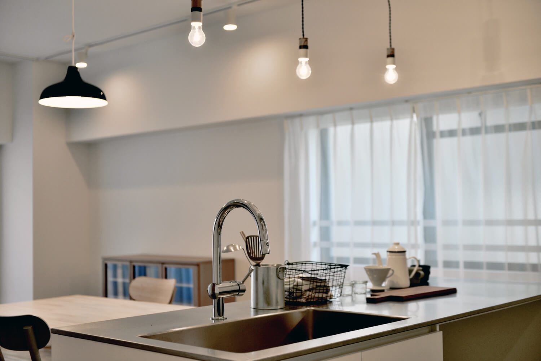 I型・アイランド型・ペニンシュラ型etc…気になるキッチンの種類と上手なつくり方!写真9