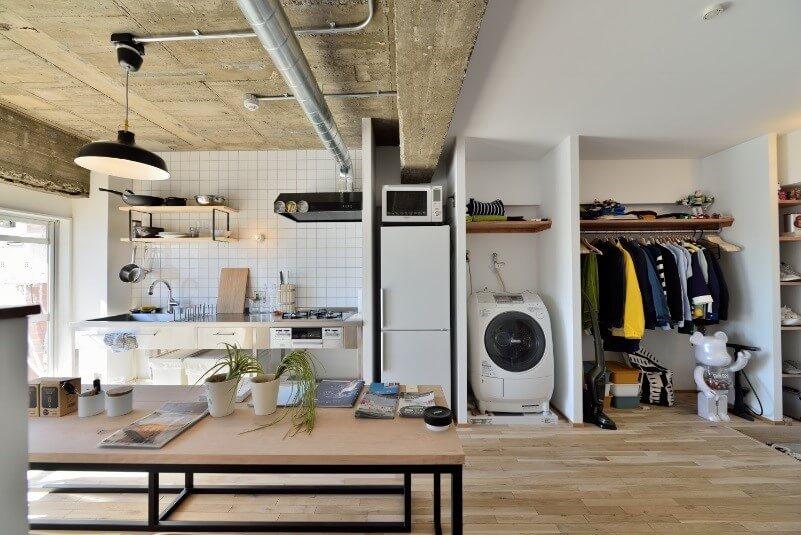 キュースタジオの施工事例