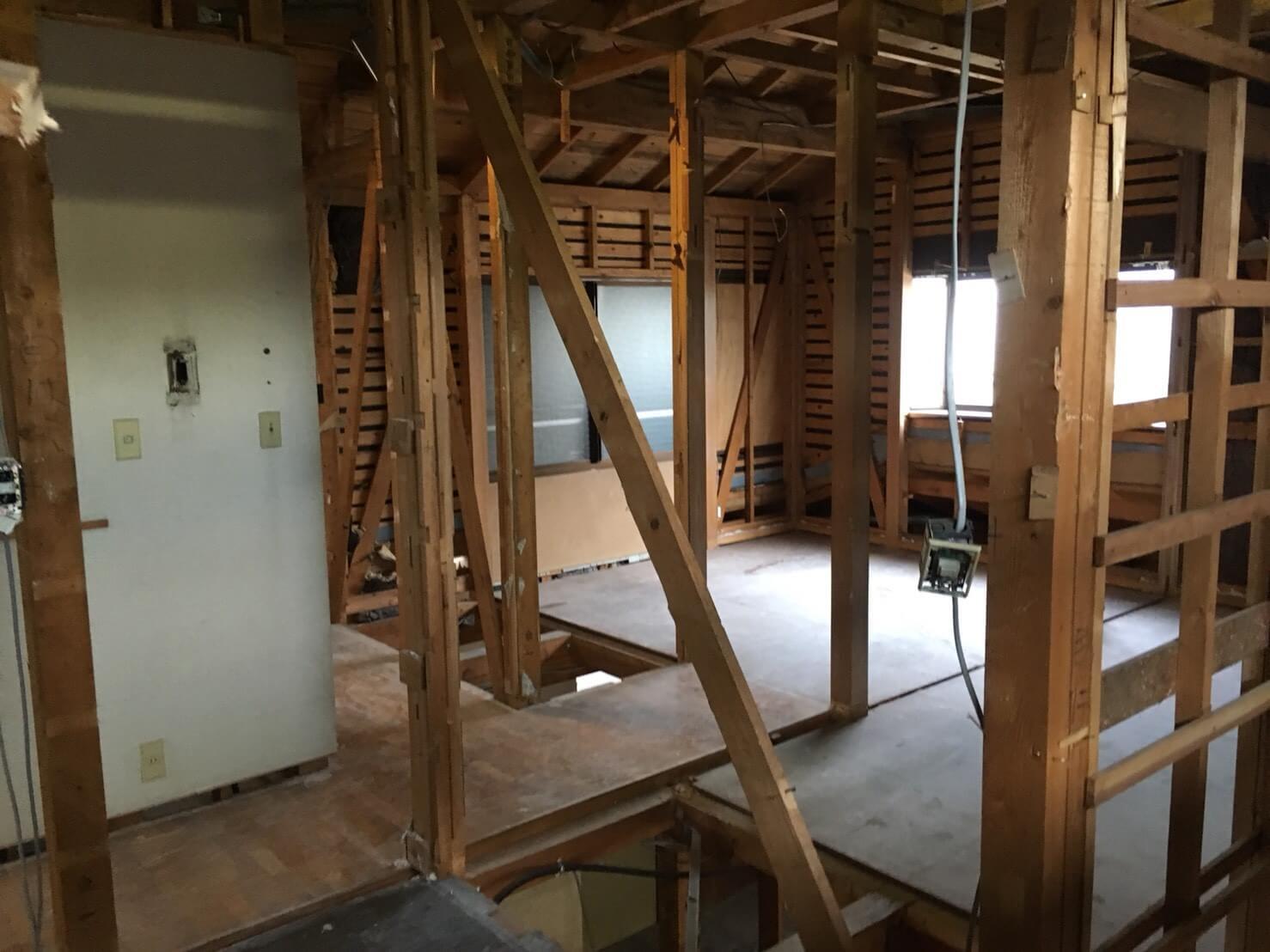 マンションだけではないんです!戸建フルリノベーション計画始動!奥沢Y邸工事着工と構造のコト写真10