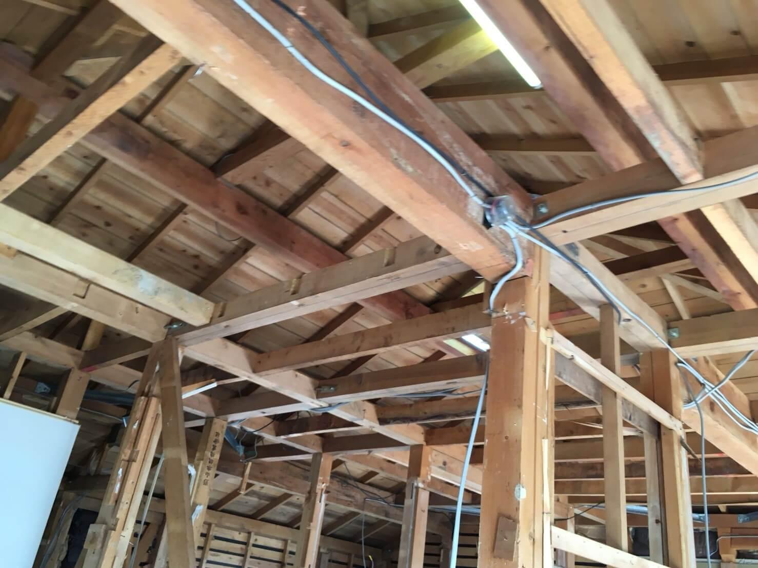マンションだけではないんです!戸建フルリノベーション計画始動!奥沢Y邸工事着工と構造のコト写真7