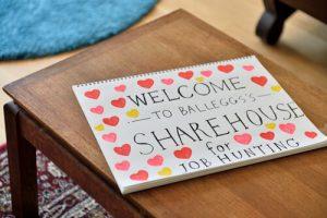 就活×シェアハウス!? 世田谷のリノベーションシェアハウスが学生向けの無料宿泊施設に