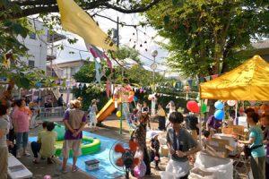 イベントレポート「学芸大学駅納涼祭2017」 今年も夏祭りが開催されました。
