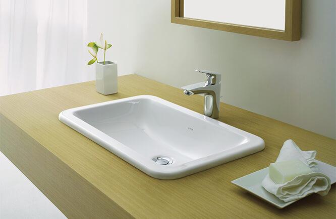 サニタリー洗面器