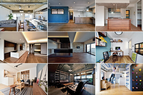 好きな場所とリノベーションで描く自分らしい暮らし。リノベ向きマンションSWITCH特集・設計士編