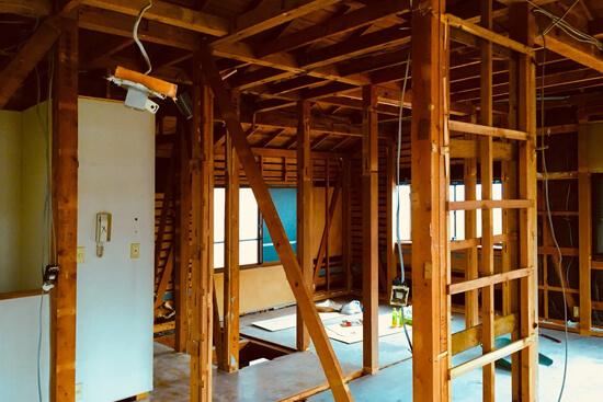 マンションだけではないんです!戸建フルリノベーション計画始動!奥沢Y邸工事着工と構造のコト