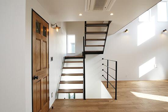 空間を繋ぐ階段の名前や種類、魅力まで。