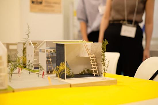 「家の模型と街を創り上げる体験学習型ワークショップ」に参加してみて